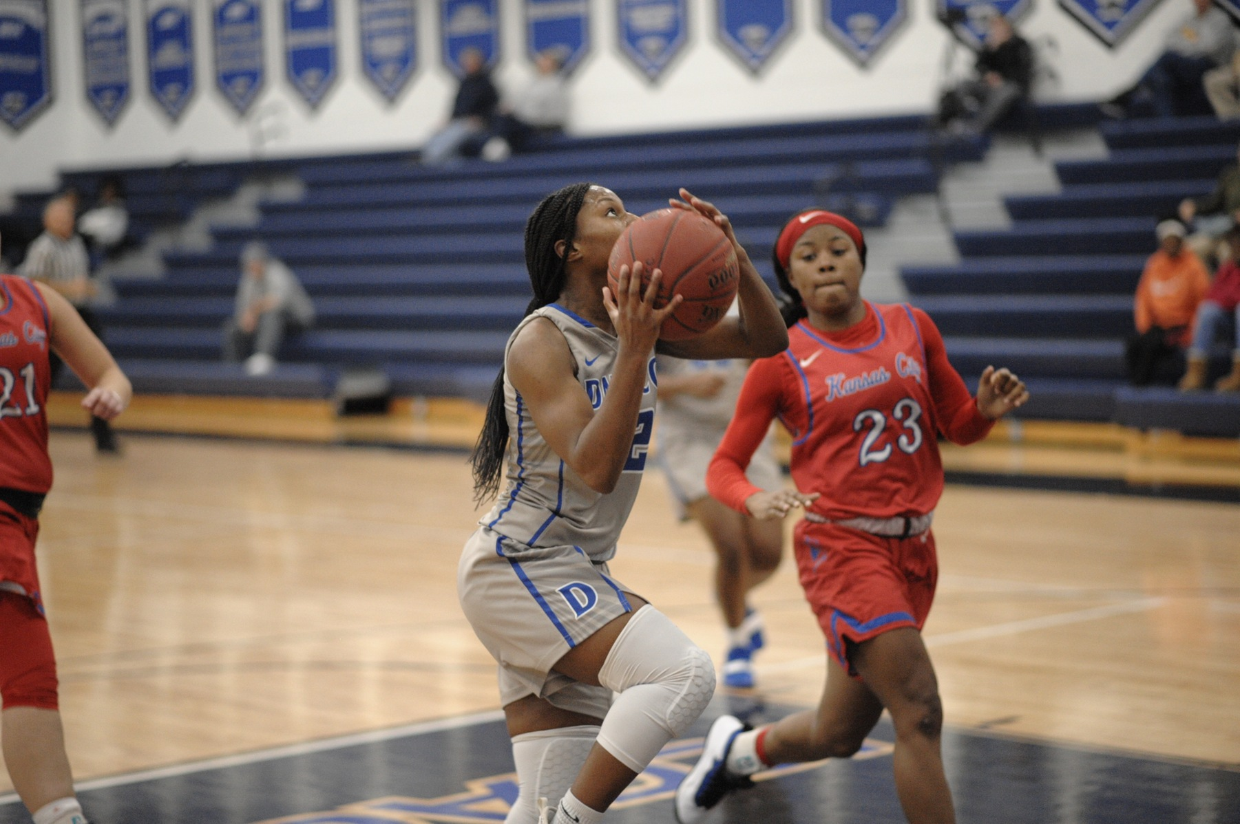 DMACC women's basketball team suffers two losses in Emerson Classic