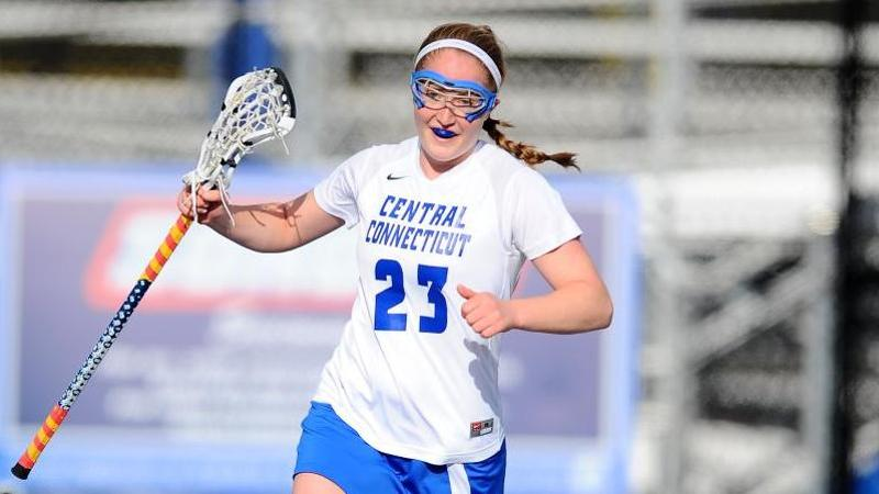 Seven Second Half Goals Lift Lax Over Siena