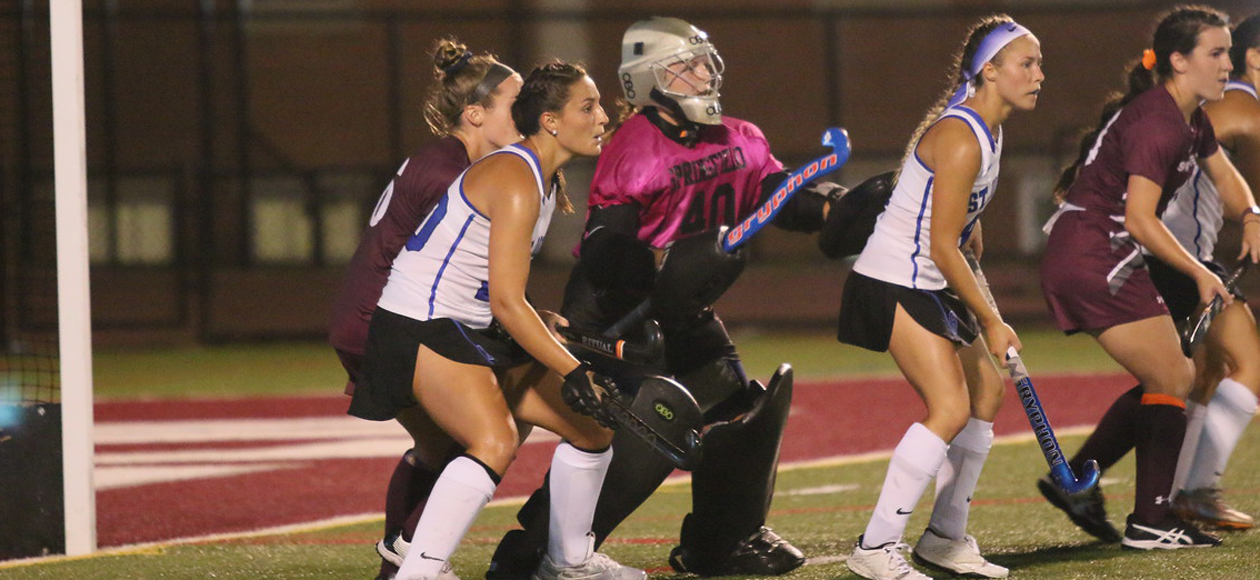 Fast Start Lifts Field Hockey Past St. Joseph's (Maine), 4-0