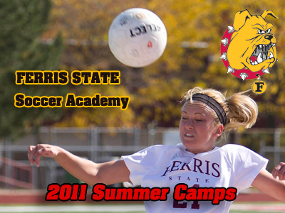 Ferris State Soccer Academy Summer Camp Dates Announced