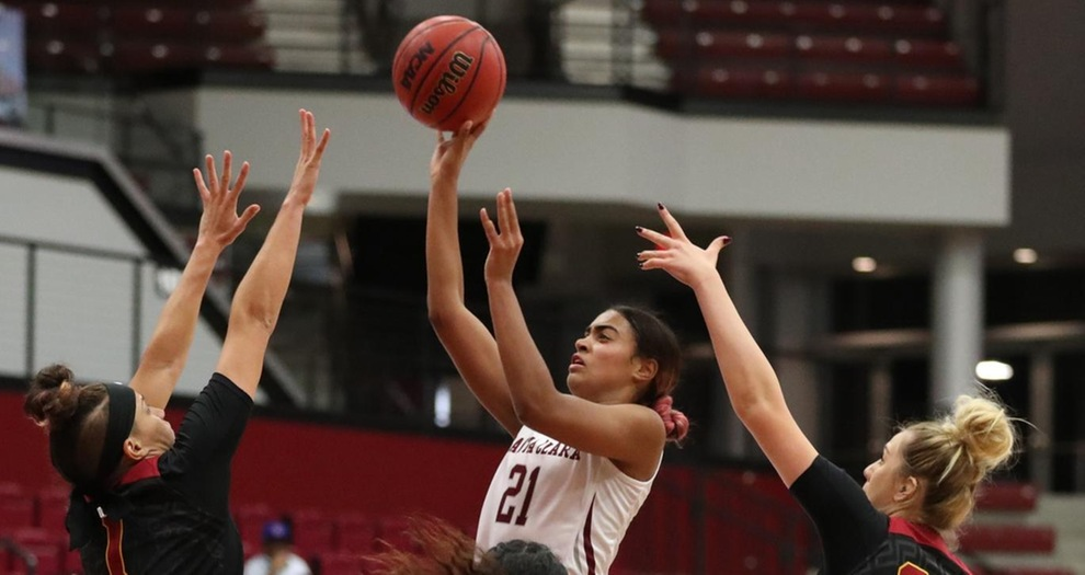 Women's Basketball Returns to Leavey for San Jose State