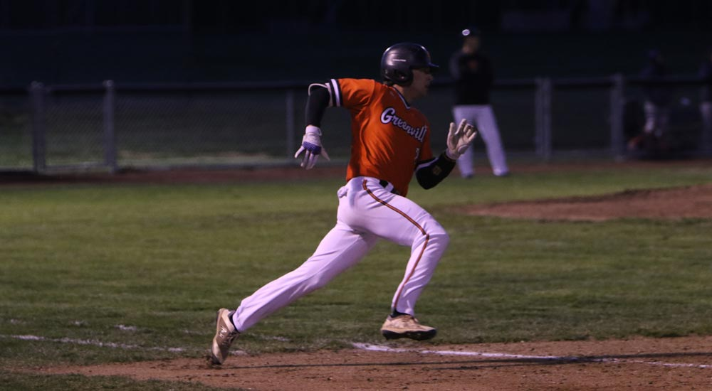 Baseball suffers sweep by Webster