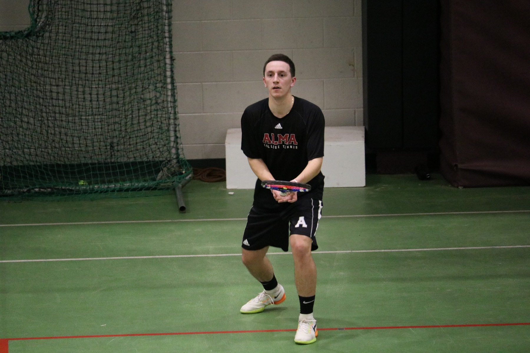 Men's' Tennis swept by Lake Superior State