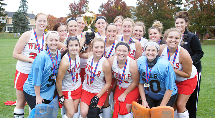 CHAMPIONS! Wells Claims NEAC FH Championship Title