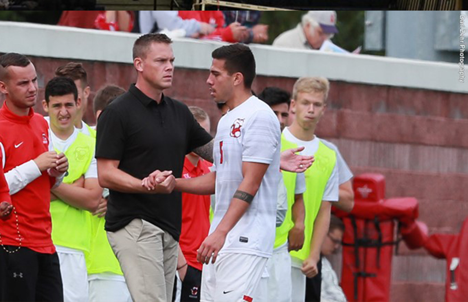 Cortland Men's Soccer Advances to Third Round; Axtell Earns 100th Career Win