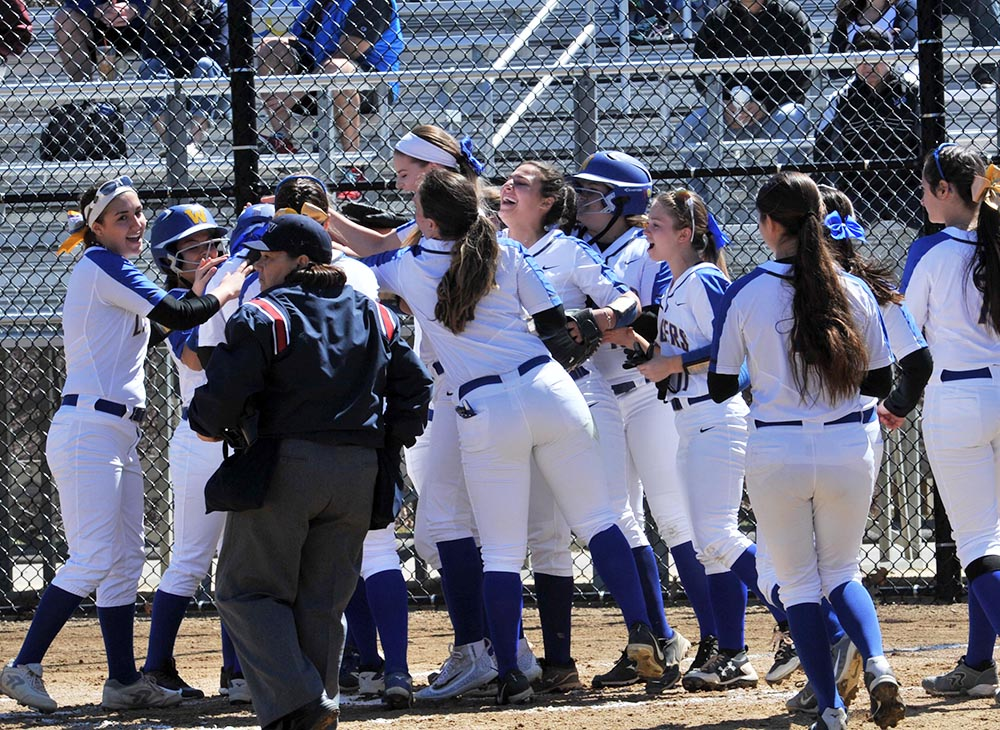 Panarelli Hits a Grand Slam in Lancers' 7-5 Win over Brandeis University