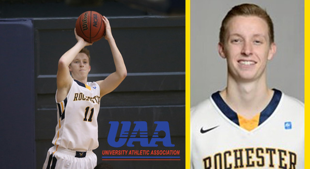 UAA Basketball Road Weekend Blog #5: Sam Borst-Smith, Rochester