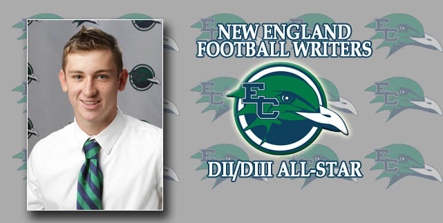 Rushe named DII/DIII All-New England by New England Football Writers