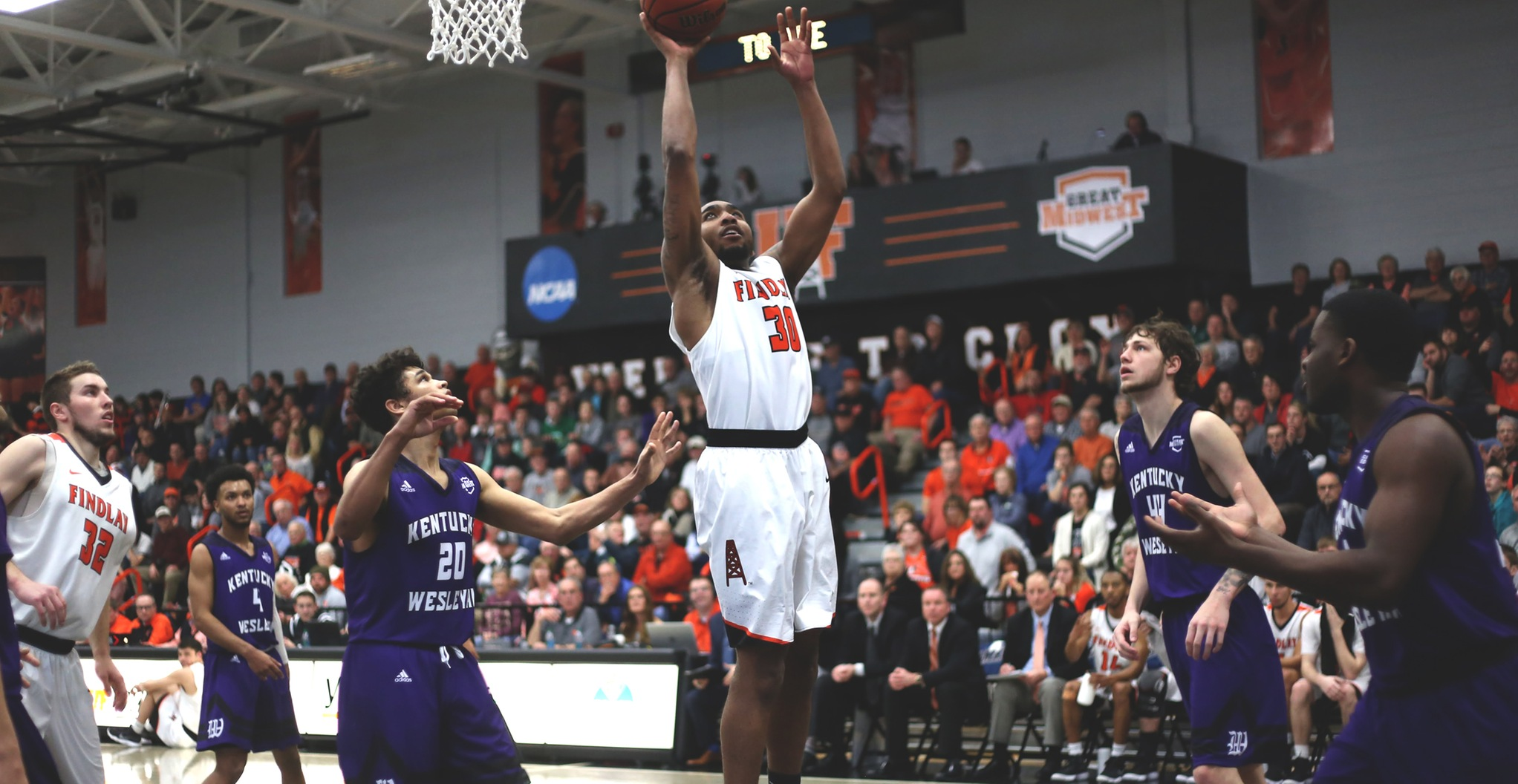 #11 Oilers Cruise to 87-56 Win Over Panthers