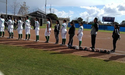 Softball Doubles Up San Bernardino