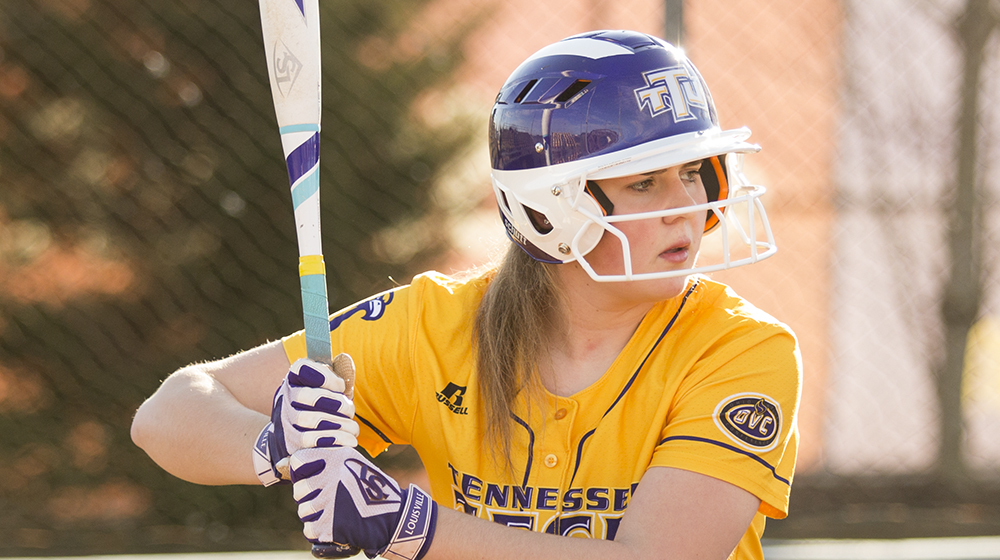 Tech softball falls to UAB, Murray State at Trojan Classic