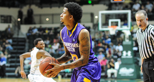 Golden Eagle basketball team shows resilience in 72-62 loss at USF