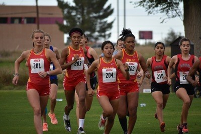 2018 Cross Country Season in Review