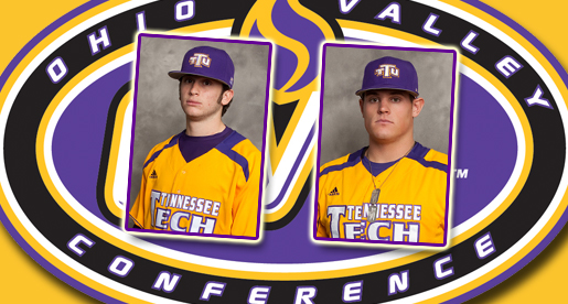 Lucio and Stephens garner OVC weekly honors