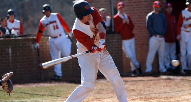 Hornet Rally Falls Short in 7-5 Loss to Guilford