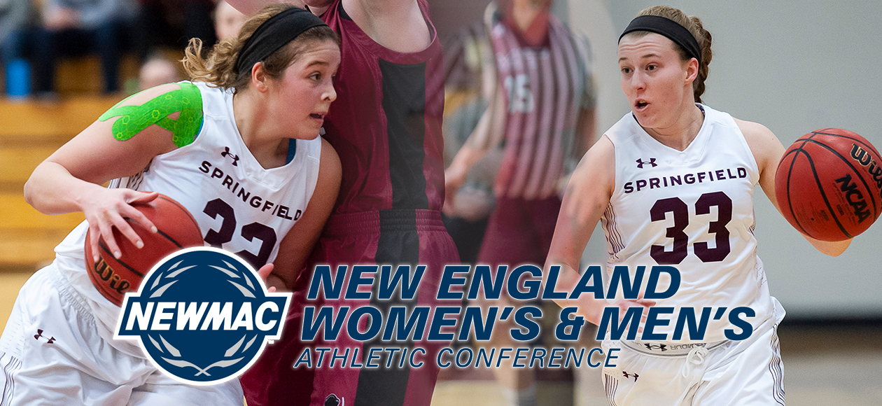 Goslin Named NEWMAC Women's Basketball Defensive Player of the Year; Restituyo Joins on All-Conference Team
