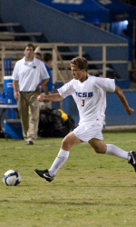 Pair of First Half Goals Propel No. 6 UCSB to Big West Win Over Cal State Fullerton