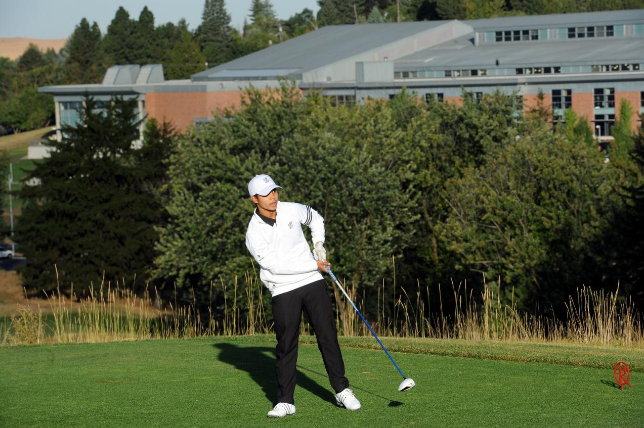 Men's Golf Places Seventh At Desert Intercollegiate; Gandionco Earns First Top-10 Finish