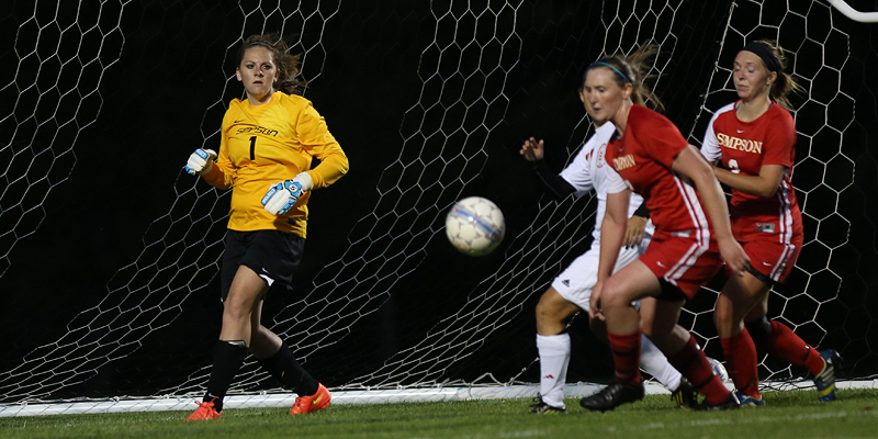 Women's soccer falls to Grand View