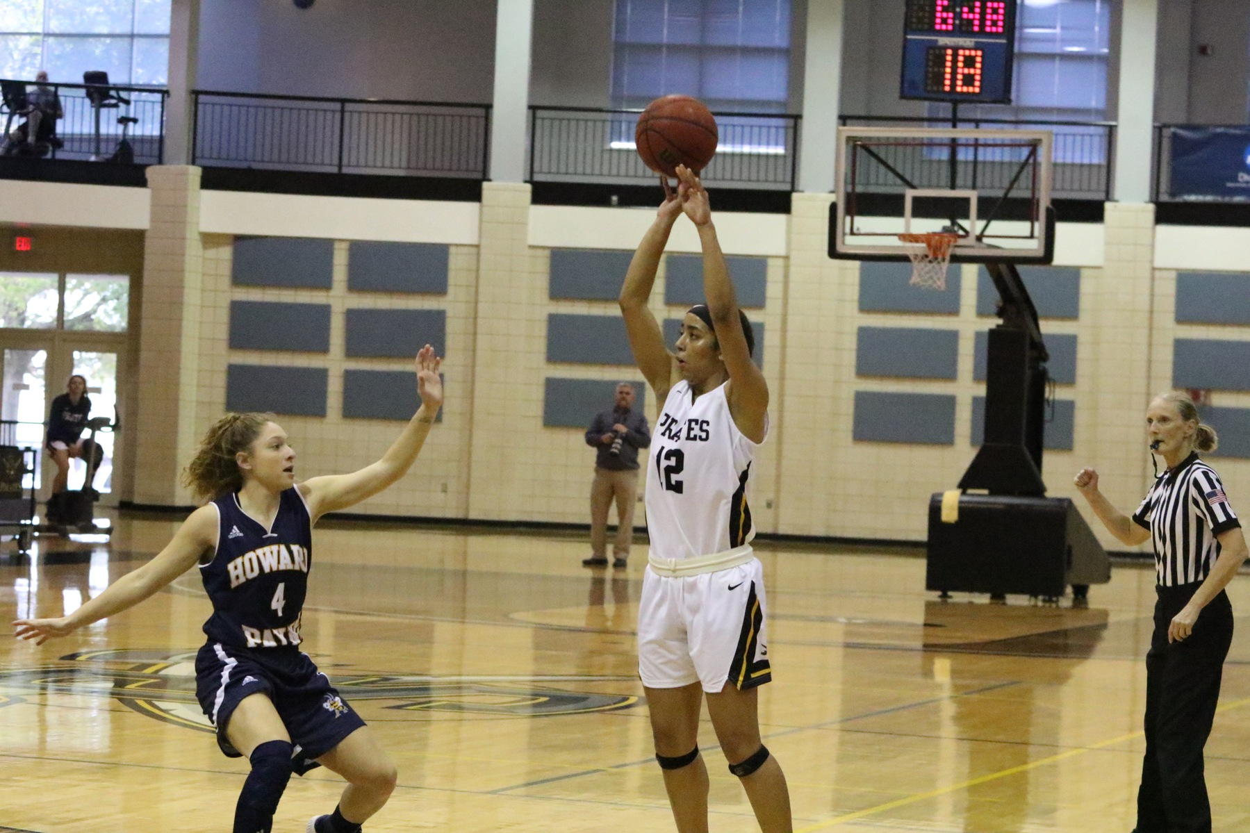 Women's Basketball Falls In Double Overtime Thriller