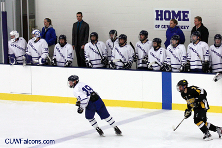 Men's Hockey gets set for weekend series against Finlandia