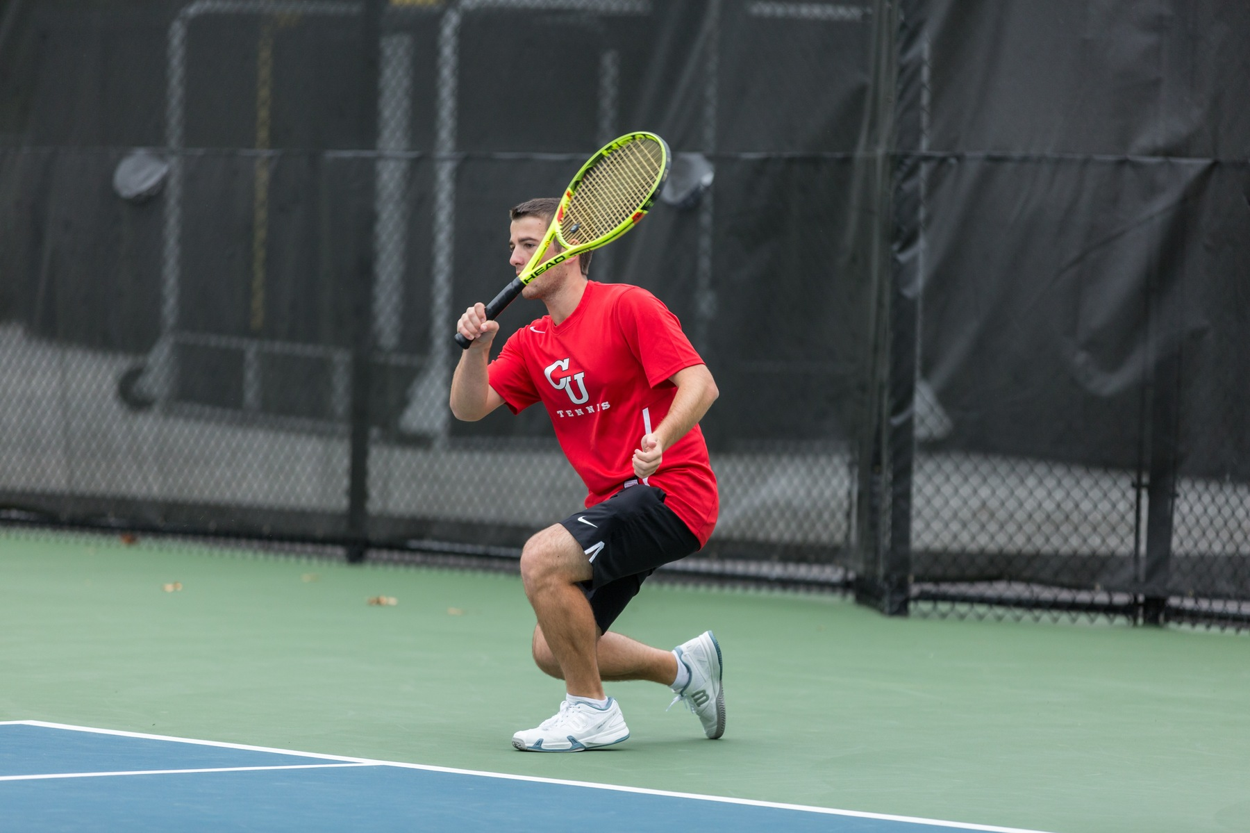 Men's Tennis Suffers First Loss Of Season