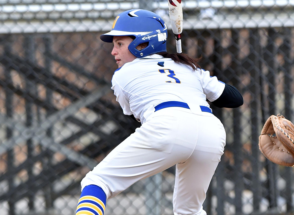 Softball Upsets Westfield in Opening Round of MASCAC Tourney