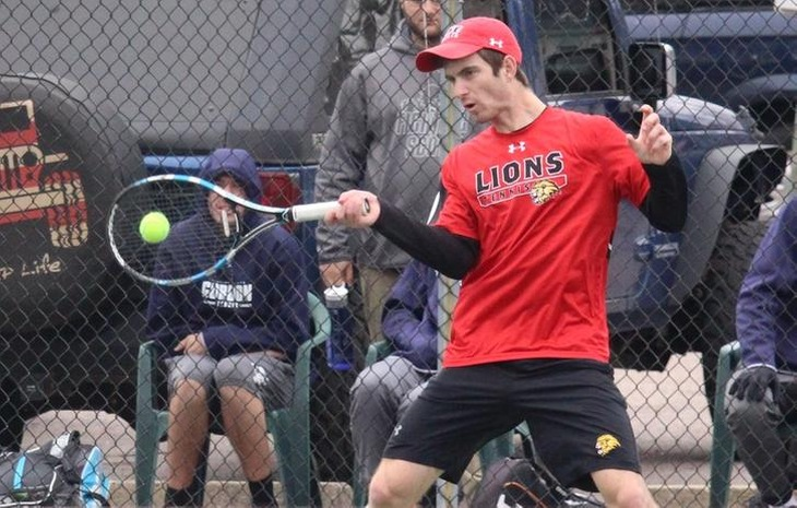 Men's Tennis Collects Conference-Opening Win Over Colby-Sawyer, 8-1