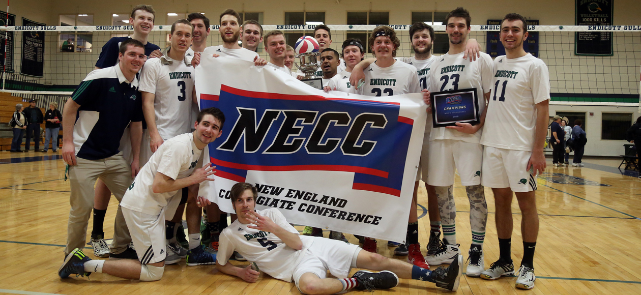 Men's Volleyball Draws Kean University In Opening Round Of NCAA Tournament