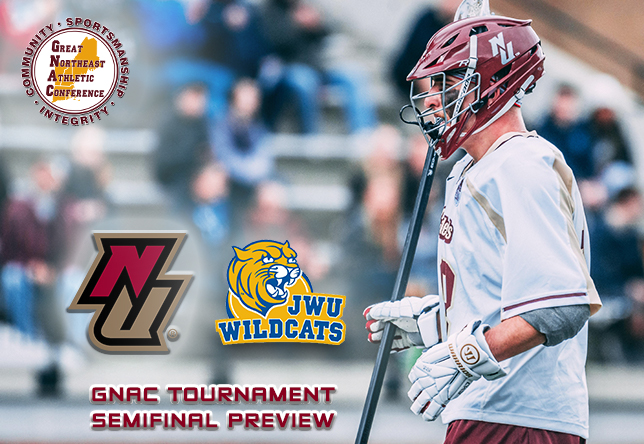 Men's Lacrosse: Norwich rolls into eighth straight GNAC Semifinal, Preview