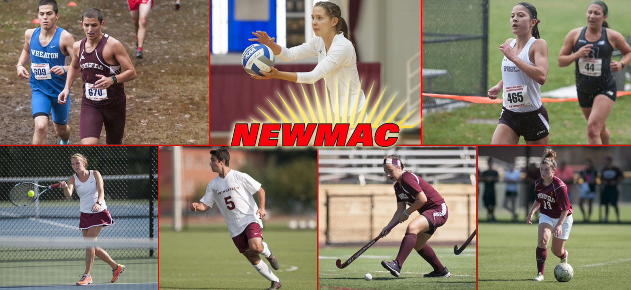 50 Fall Student-Athletes Earn NEWMAC Academic All-Conference Honors
