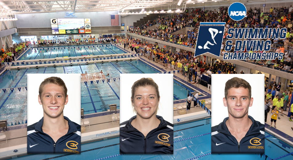 Blugolds finish NCAA Championships with 3 more All-American honors & 2 school records