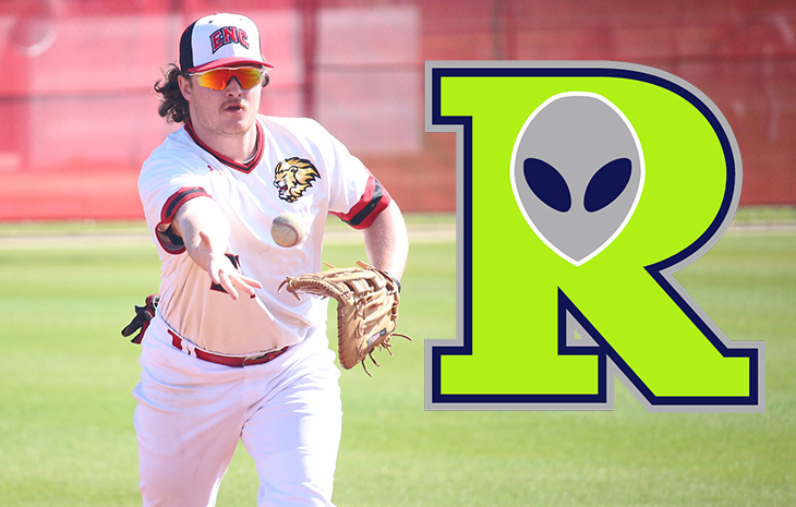 Baseball Alum Zachary Carmody Inks Pro Contract with Roswell Invaders