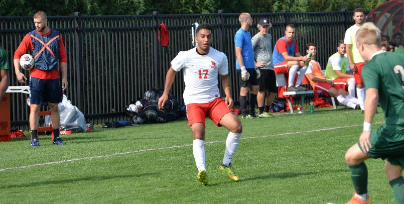 Men's Soccer falls on the road at ODU, 2-0