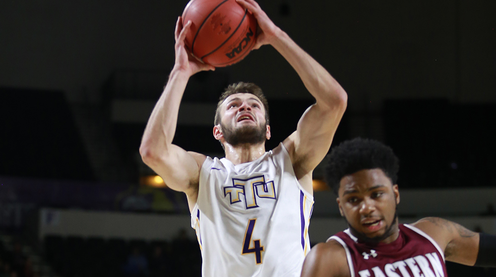 Tech basketball off to Evansville, Ind. for Ohio Valley Conference Tournament
