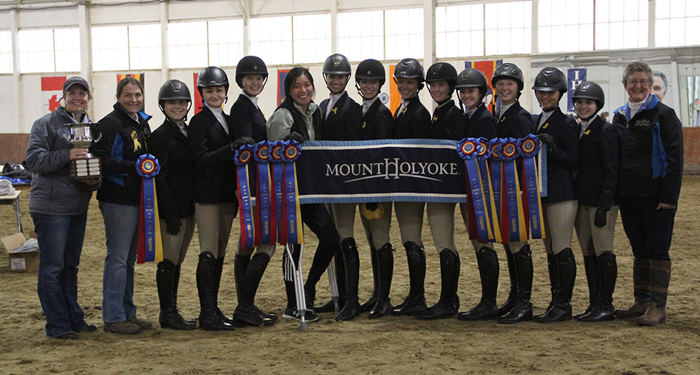 Riding Wins Zone 1 Championship; Advances to Nationals