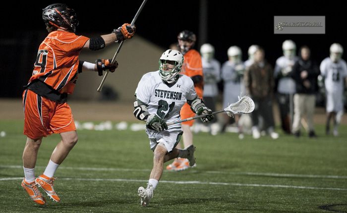 Mark Pannenton's Overtime Goal Lifts No. 2 Mustangs Over No. 8 RIT, 12-11