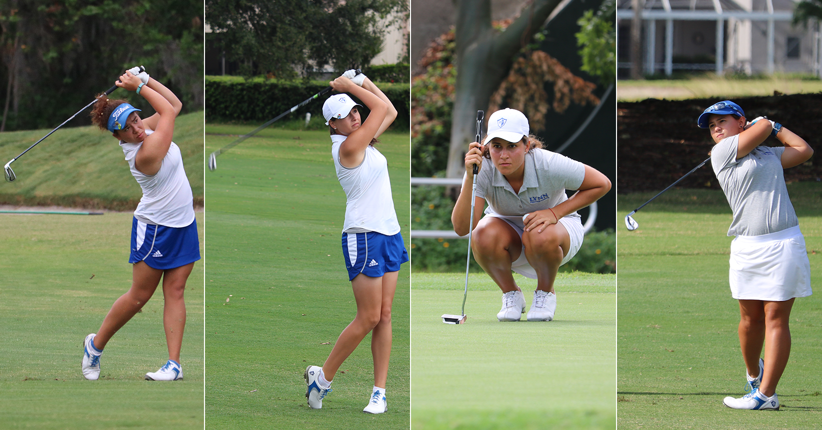 Women's Golf Garners Four WGCA All-America Scholar Accolades