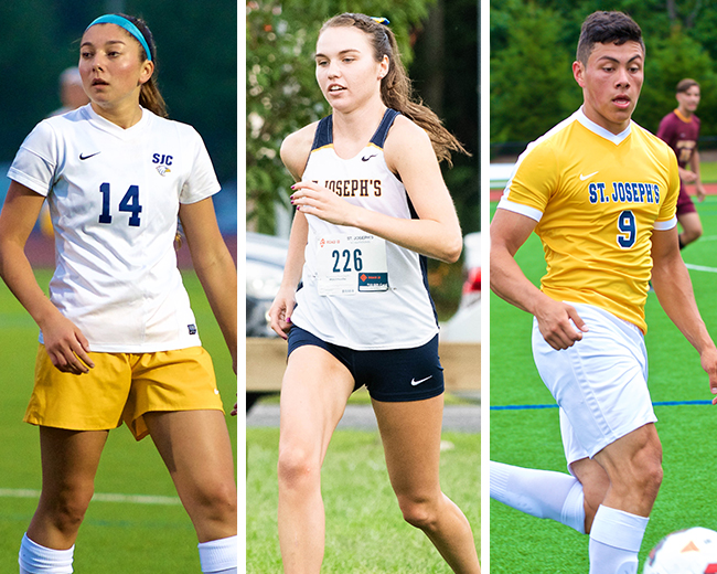 Gagliardi, Haviland and Ruiz Appear on Skyline Weekly Honor Rolls