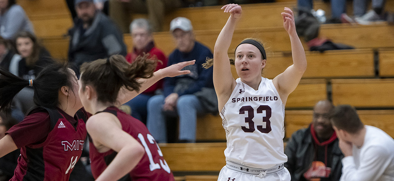 Women's Basketball Falls to Emerson, 89-84, in Triple Overtime