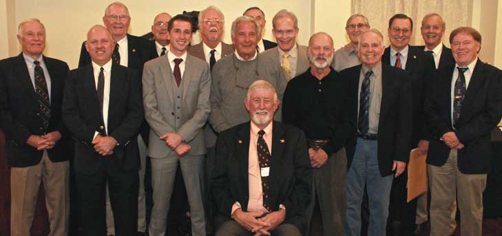 Quint, Ramon Inducted into Track Hall of Fame