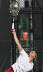 Bronco Tennis Defeats San Jose State 6-1
