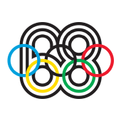 1968 Mexico Olympic logo