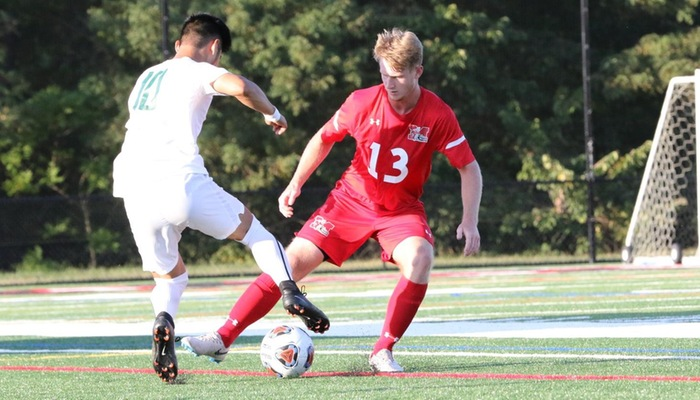 Men's Soccer downed by #22 Mount Union