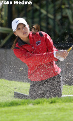 Santa Clara Women's Golf Top 10 at Spartan Invite