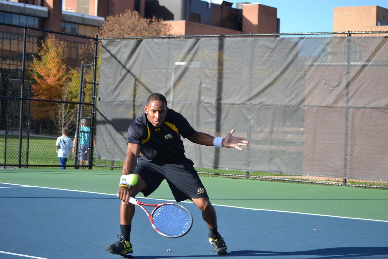 Justin Carter Earns a Pair of America East Honors, Four Other UMBC Men's Tennis Players Cited