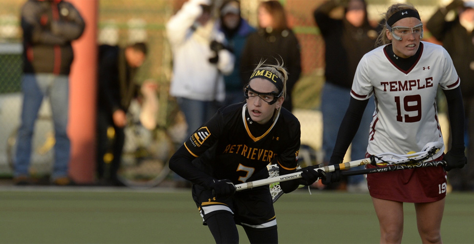 Women's Lacrosse Continues Home Stand Against Local-Rival Towson