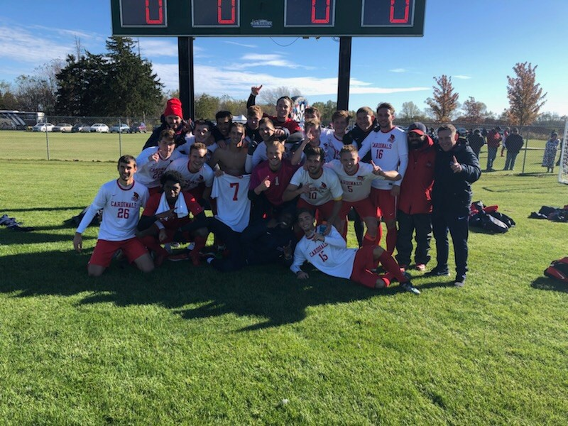 Hamilton strikes twice to secure GLIAC Championship in double-overtime win at Parkside
