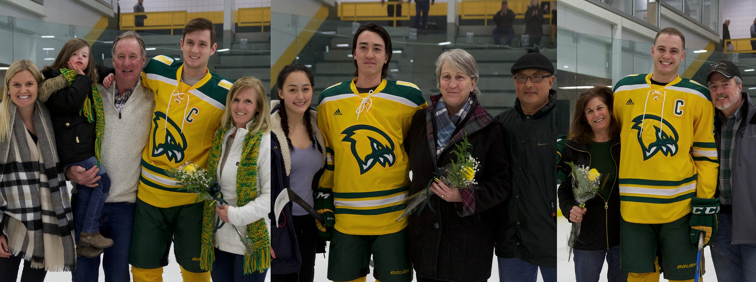 Falcons Edge Lancers, 4-3 On Senior Day