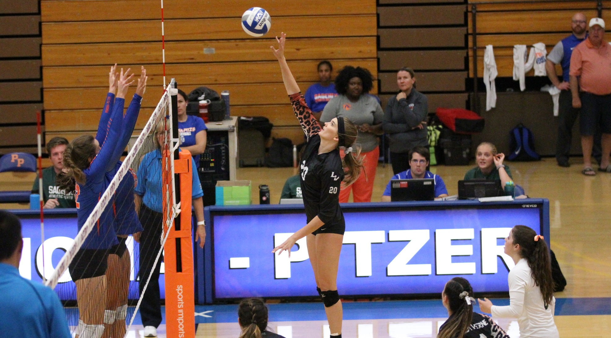 No. 15 Volleyball sweeps Occidental at home